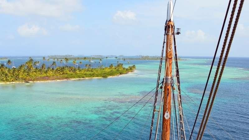 Sail Cargo and the SDGS: Goal 2 & 13