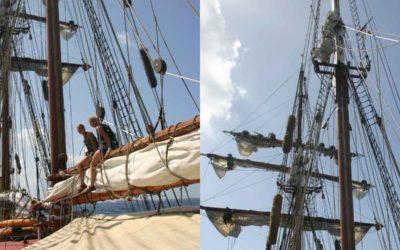 Sail cargo and the SDGs: Goal 5 & Goal 10