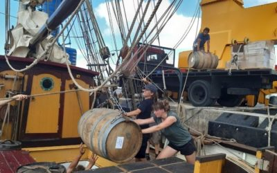 Sailing Cargo and the Sustainable Development Goals