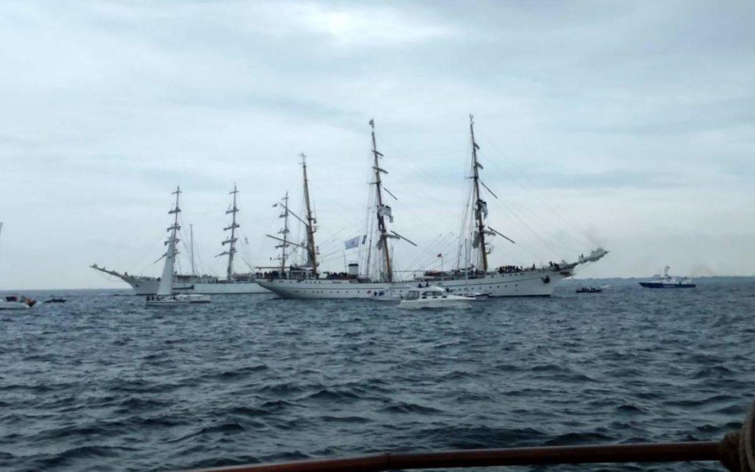 Sail Cargo and the SDGs: Goal 16 & 17