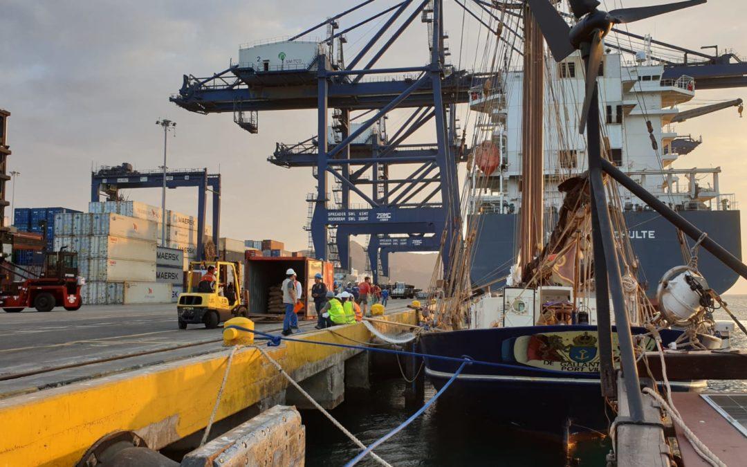 The Sailing Ship Future – The Old Economy