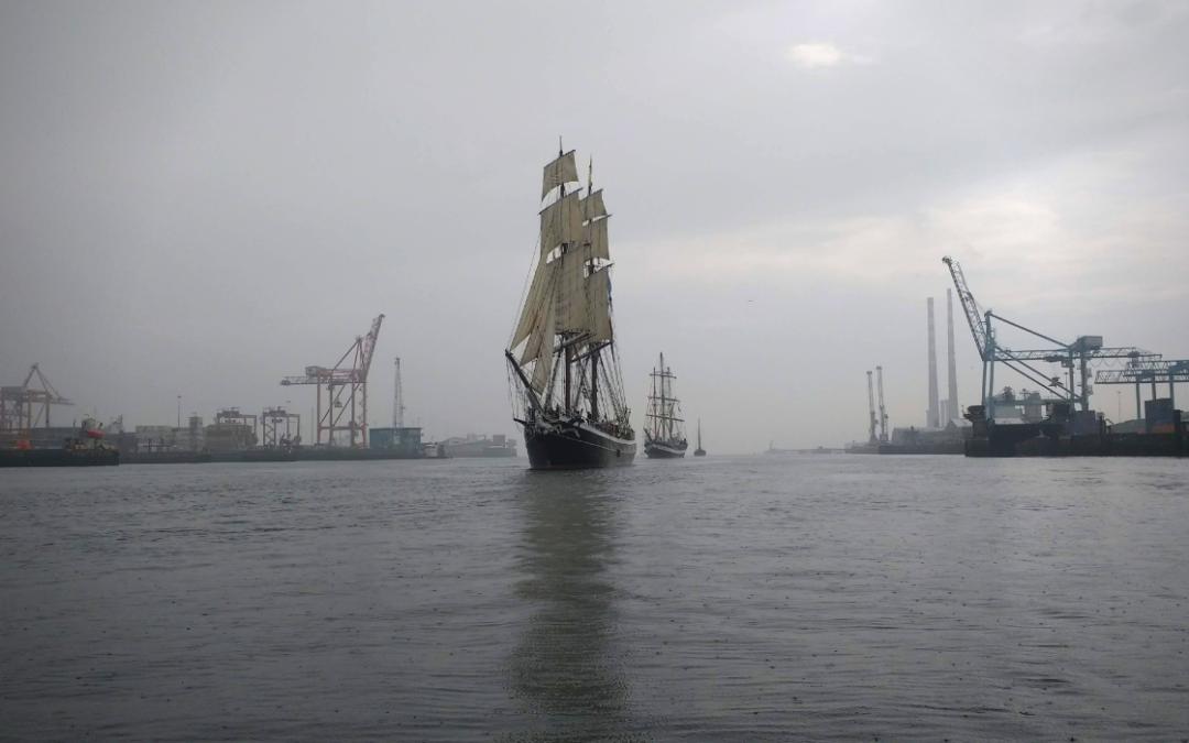 A Sailing Ship Future – The New Economy