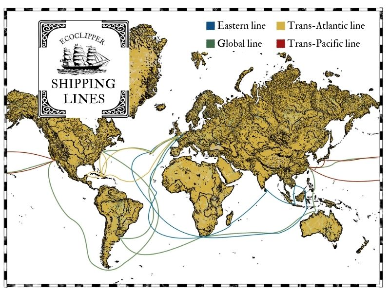 Eastern Trade Route- an ongoing project!