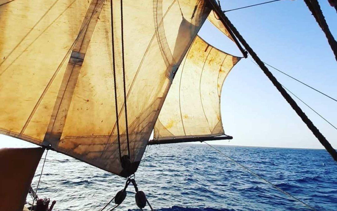 Sail cargo and the SDGs: Goal 7 & Goal 9